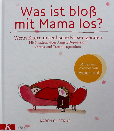 Was ist bloss mit Mama los – Buch 400