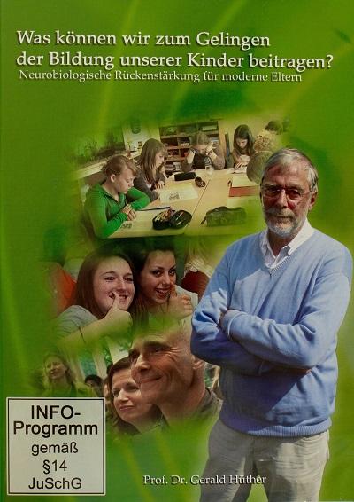 Was können wir zum Gelingen der Bildung unserer Kinder beitragen – DVD 400
