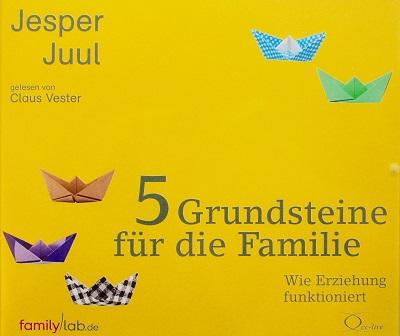 5 Grundsteine für die Familie – Hörbuch 400